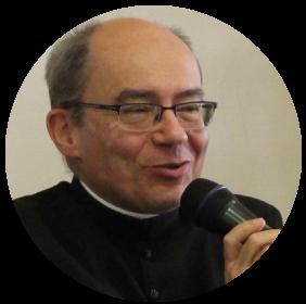 Don Jacques VAUTHERIN prêtre de la communauté Saint-Martin