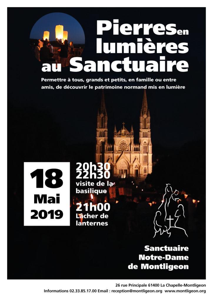 Soirée Pierre en lumières samedi 18 mai 20h30
