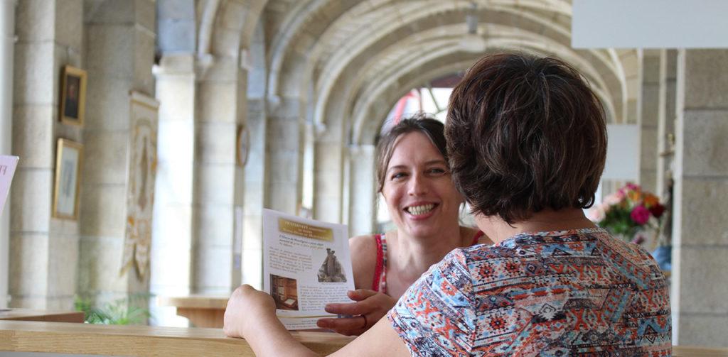 Accueil Sanctuaire Notre-Dame de Montligeon