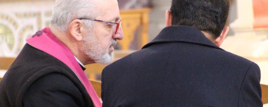 Accompagnement avec les chapelains du Sanctuaire