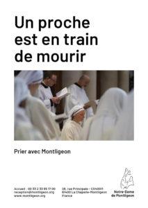 Prier avec Montligeon - Un proche est en train de mourir
