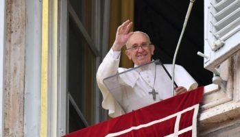 Pape François (image Vatican News))