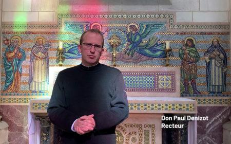 Don Paul Denizot Recteur
