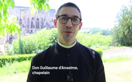 13-14-juin Pause Maman au Sanctuaire de Montligeon Don Guillaume d'Anselme