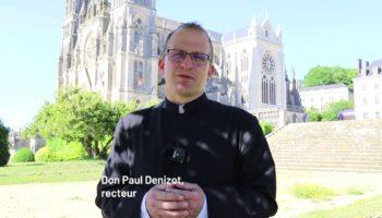 2 Juin 2020 réouverture du Sanctuaire Notre-Dame de Montligeon