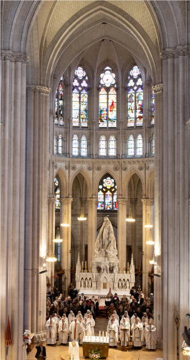 Faire dire une messe à Notre-Dame de Montligeon