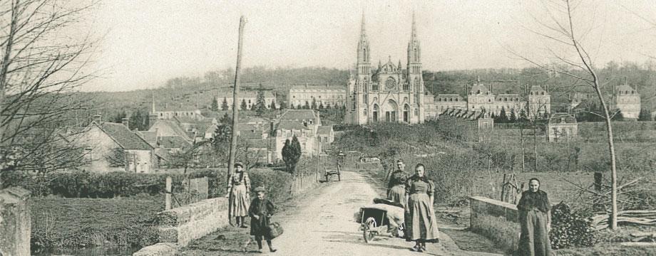 Histoire de la Chapelle-Montligeon