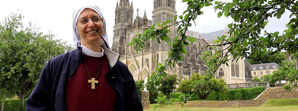 Le deuil, soeur Cécile de la Nouvelle Alliance