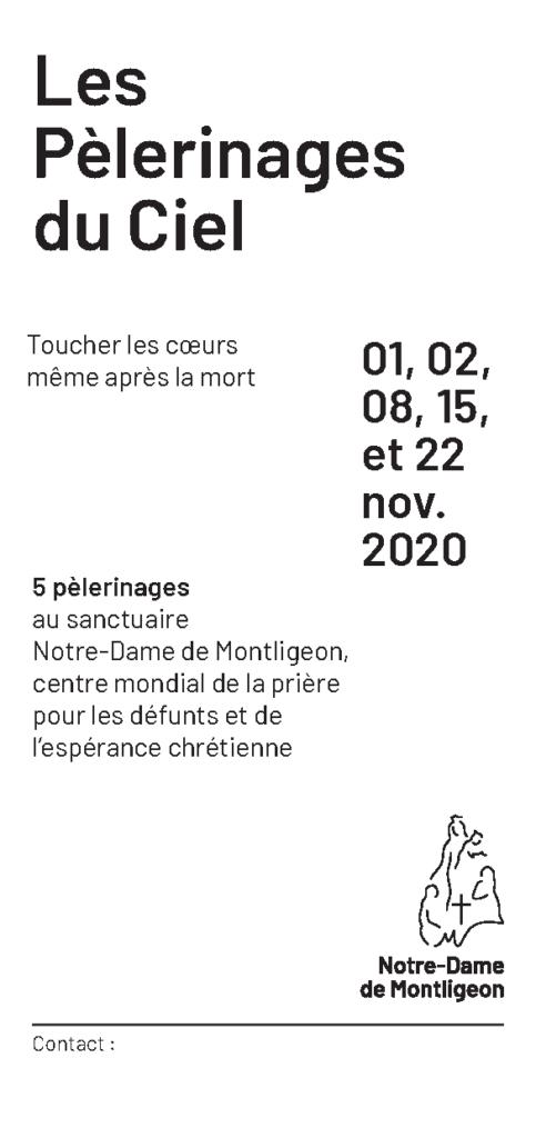 2020-08-20_Les Pèlerinages du Ciel à Notre-Dame de Montligeon-Tracts