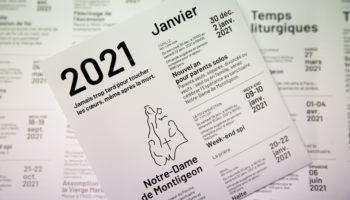 Notre-Dame de Montligeon - Agenda 2021