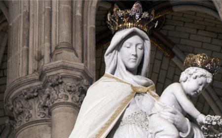 Prions avec Notre-Dame Libératrice