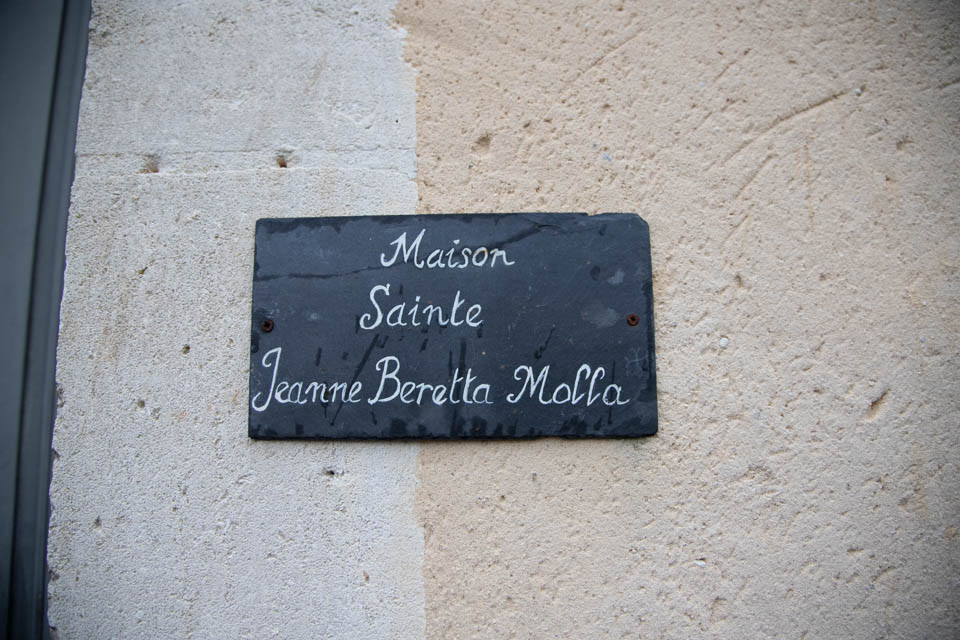 Maison Sainte-Jeanne Beretta Molla