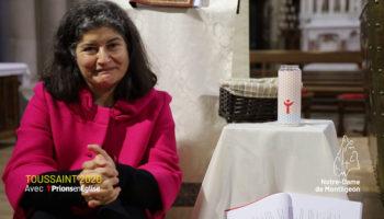 Karem Bustica, rédactrice en chef de Prions en Eglise