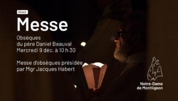 Messe d'obsèques du père Daniel Beauval