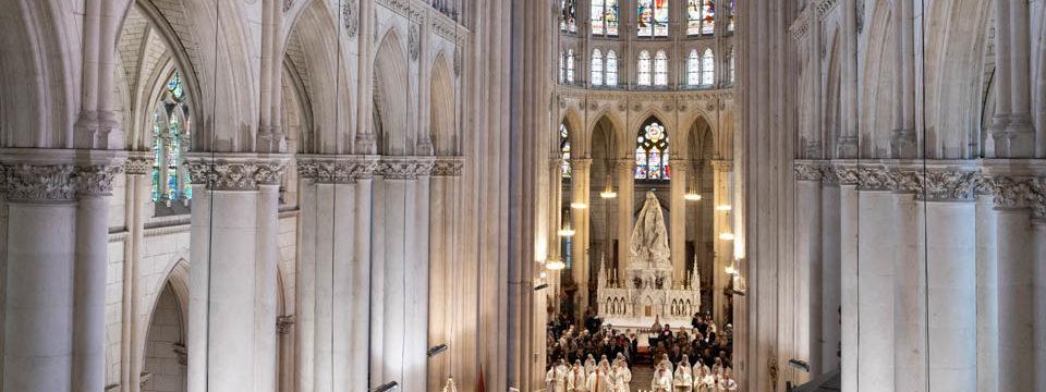 2019-11-17 Les Pèlerinages du Ciel. Mgr Maurice de Germiny