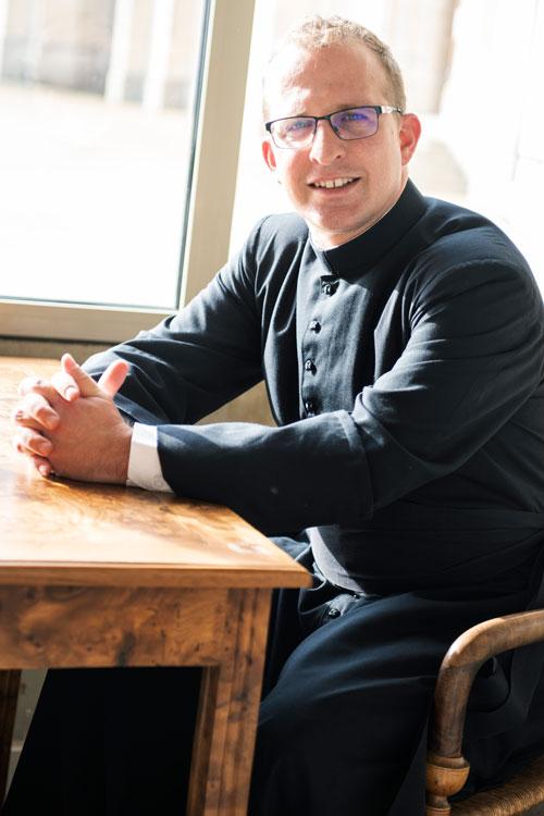 Don Paul Denizot, recteur