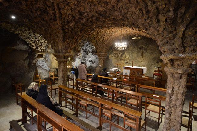 Groupe de prière Saint Joseph. Le Puy-en-Velay Animé par Guy Carmine et Christine Guichard