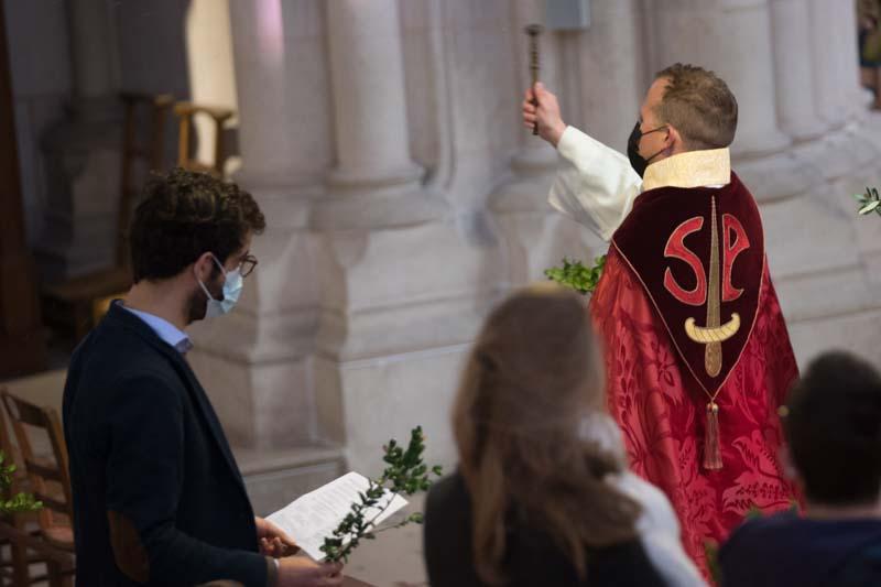 Messe des rameaux, dimanche 28 mars 2021