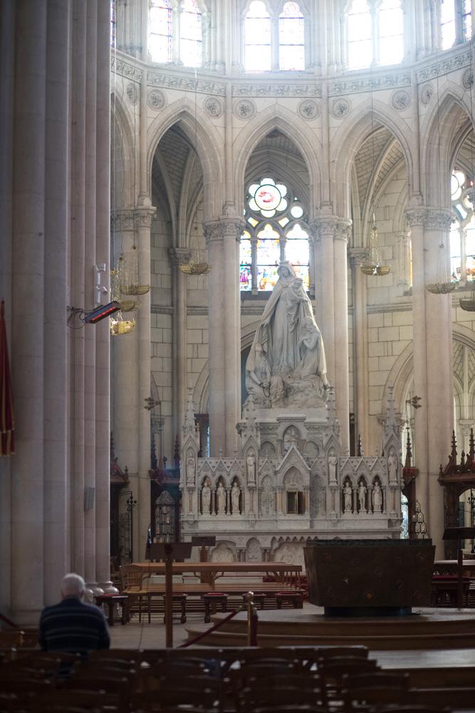 Semaine Sainte au sanctuaire de Montligeon
