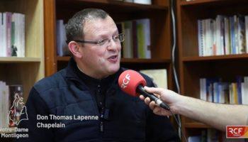 Don Thomas Lapenne, mon ange gardien