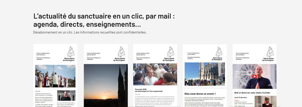 Newsletter Notre-Dame de Montligeon