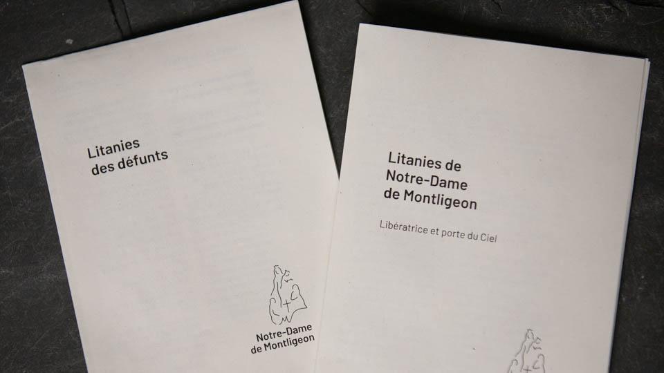 Notre-Dame de Montligeon - litanies des défunts et litanies de Notre-Dame Libératrice