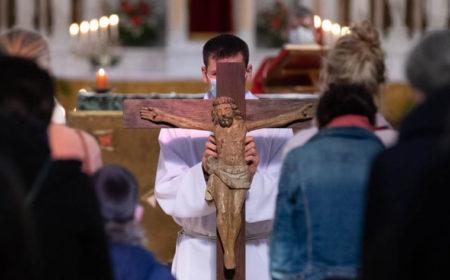 Enseignements de la Semaine Sainte à Notre-Dame de Montligeon