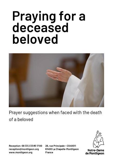 Praying-for-a-deceased-beloved